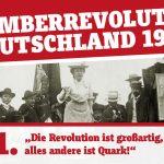 Audiovortrag zur Novemberrevolution in Deutschland