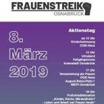 Frauenstreik Osnabrück - Save the Date!