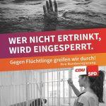 Seenotrettung ist kein Verbrechen!