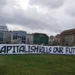 Fight capitalism, Fight for our future. Aufruf zur Beteiligung am Klimastreik