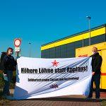 Höhere Löhne statt Applaus! - Solidarisch gegen Corona und Ausbeutung
