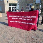 Grenzenlose Solidarität statt Corona-Nationalismus!
