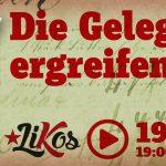 Live-Stream: Die Gelegenheit ergreifen - Politische Philosophie des Kairós